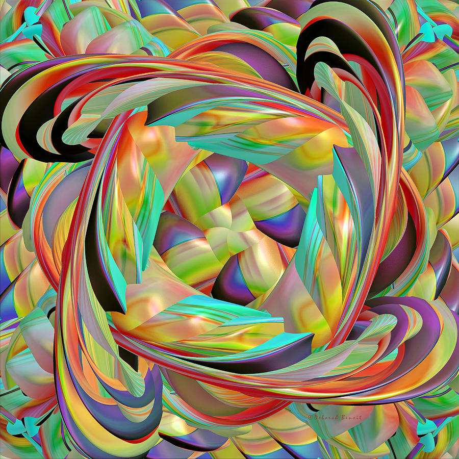 The Braid Digital Art