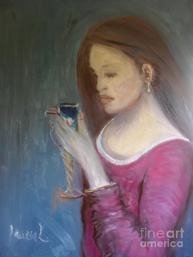 The Chalice Painting