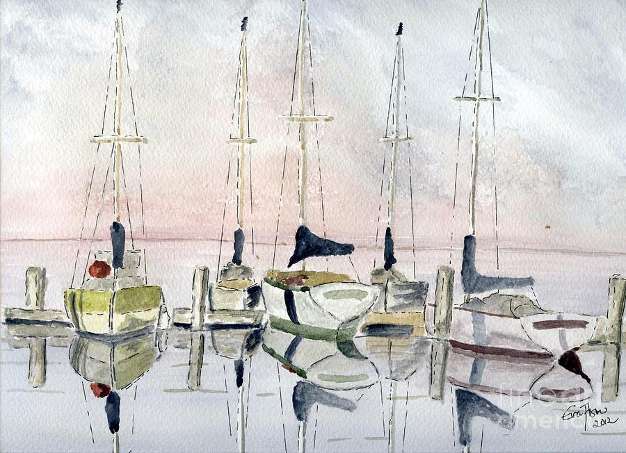 The Marina Painting