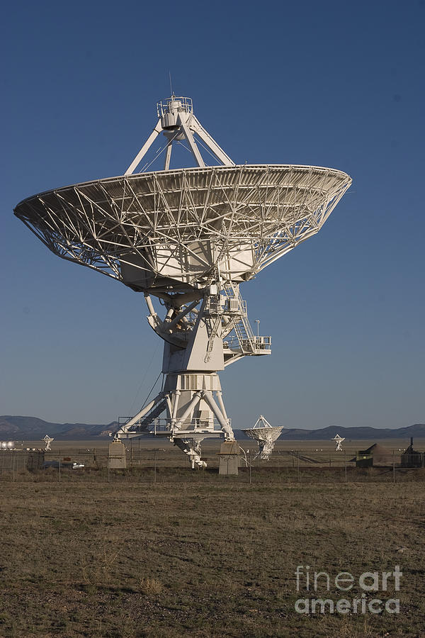 Very Large Array Photograph  - Very Large Array Fine Art Print