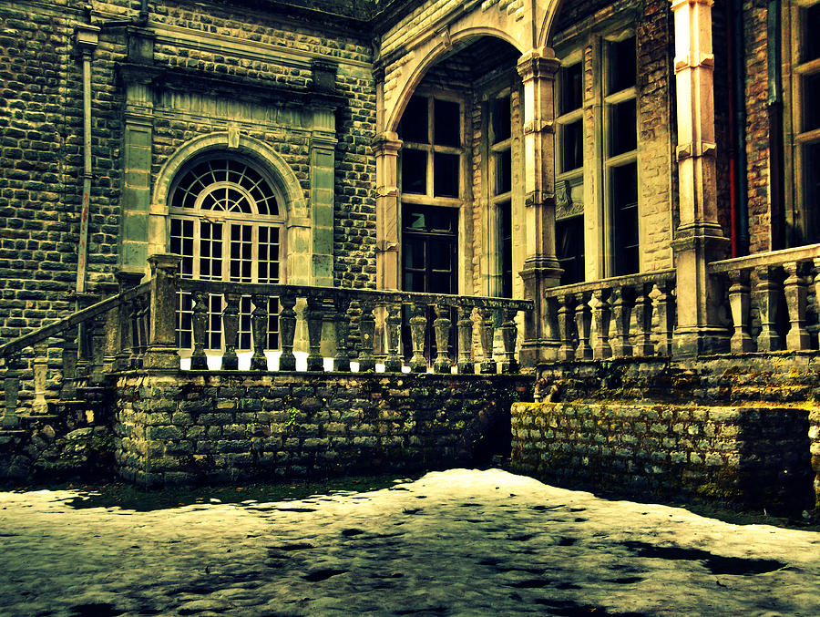 Viceregal Lodge Shimla Photograph