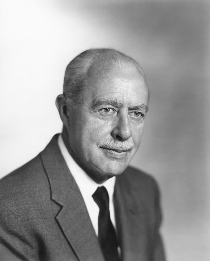 Walter Brattain, Us Physicist Photograph