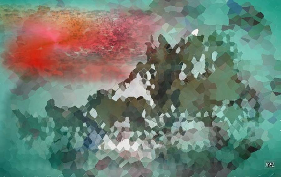 Whip Digital Art