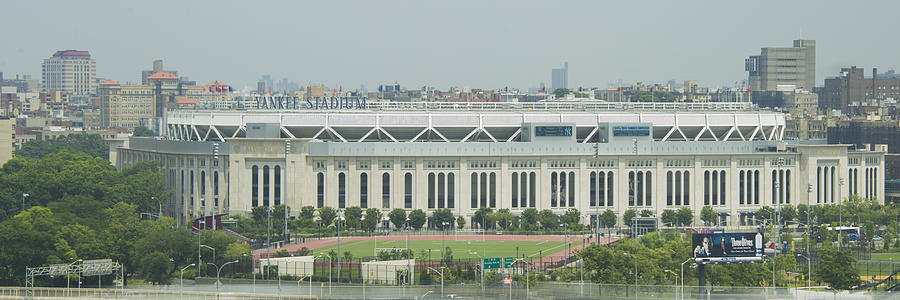 Yankee Stadium Photograph