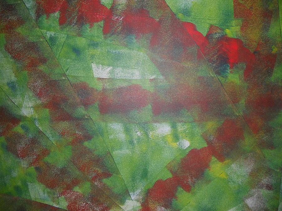 Mir Abstrakci Painting