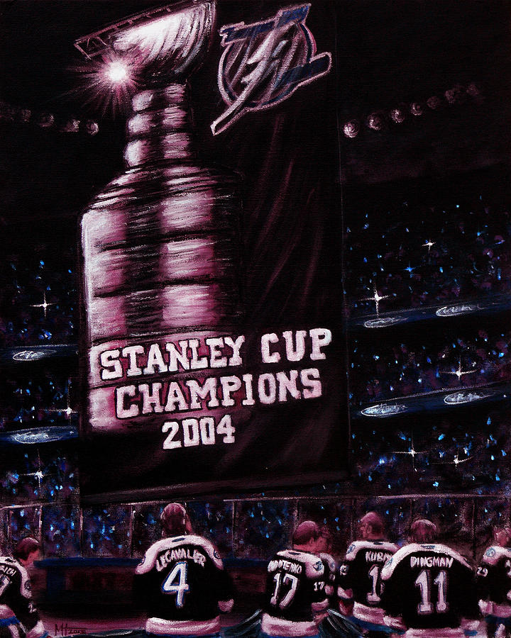 2004 Champs Painting