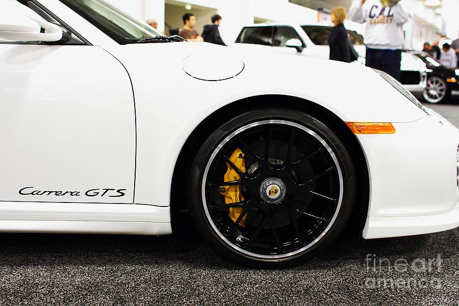 2012 Porsche 911 Carrera Gt 7d9630 Photograph