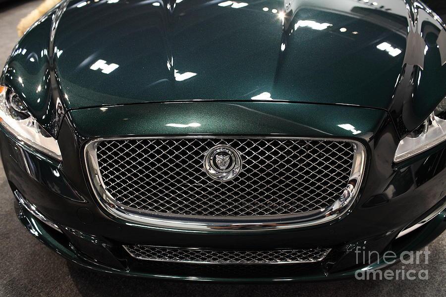 2013 Jaguar Xj Range - 5d20263 Photograph