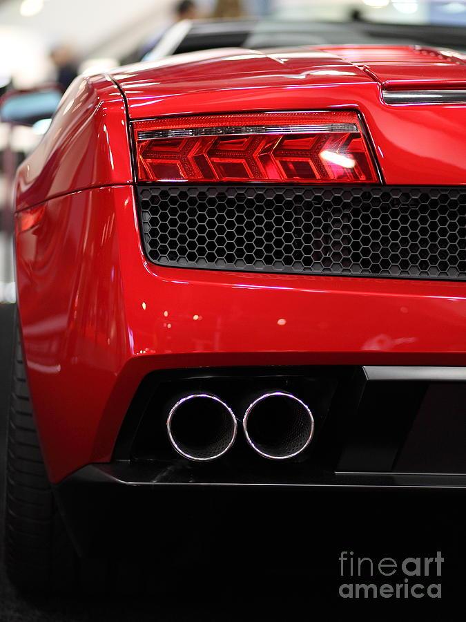 2013 Lamborghini Gallardo - 5d20170 Photograph