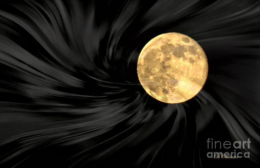 2013 Super Moon Raton Pass New Mexico Photograph  - 2013 Super Moon Raton Pass New Mexico Fine Art Print