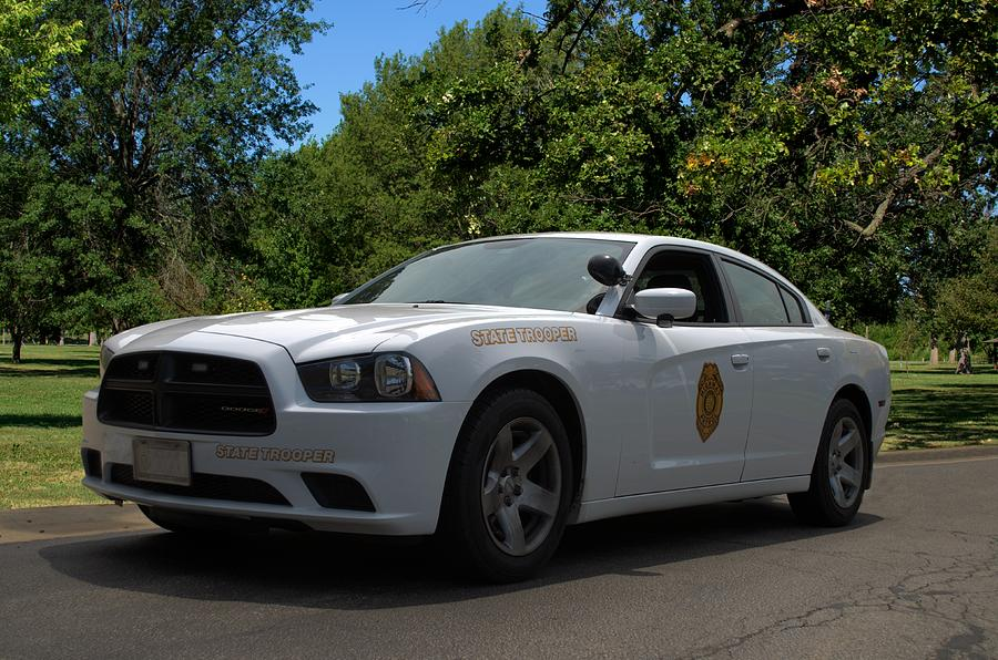2014 Kansas Highway Patrol Dodge Charger Pursuit