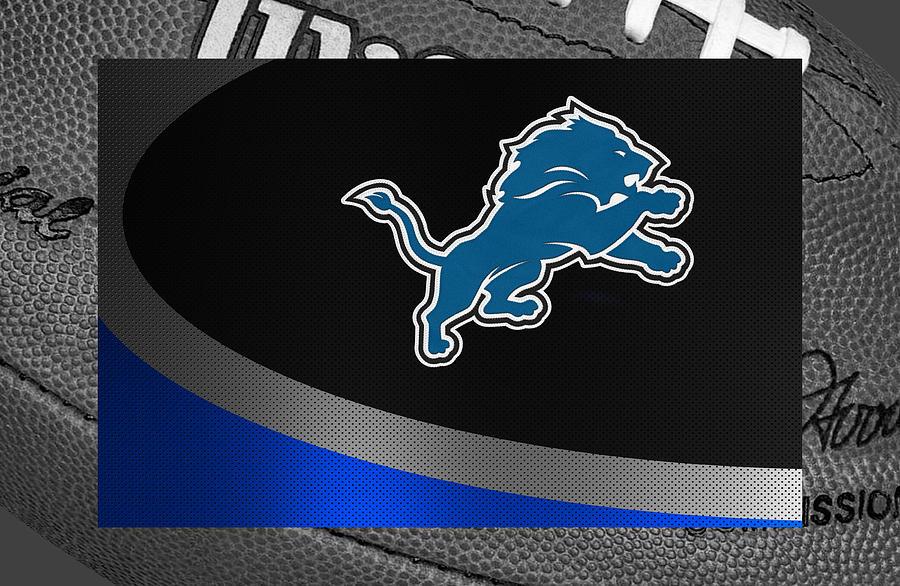 Detroit Lions Photograph