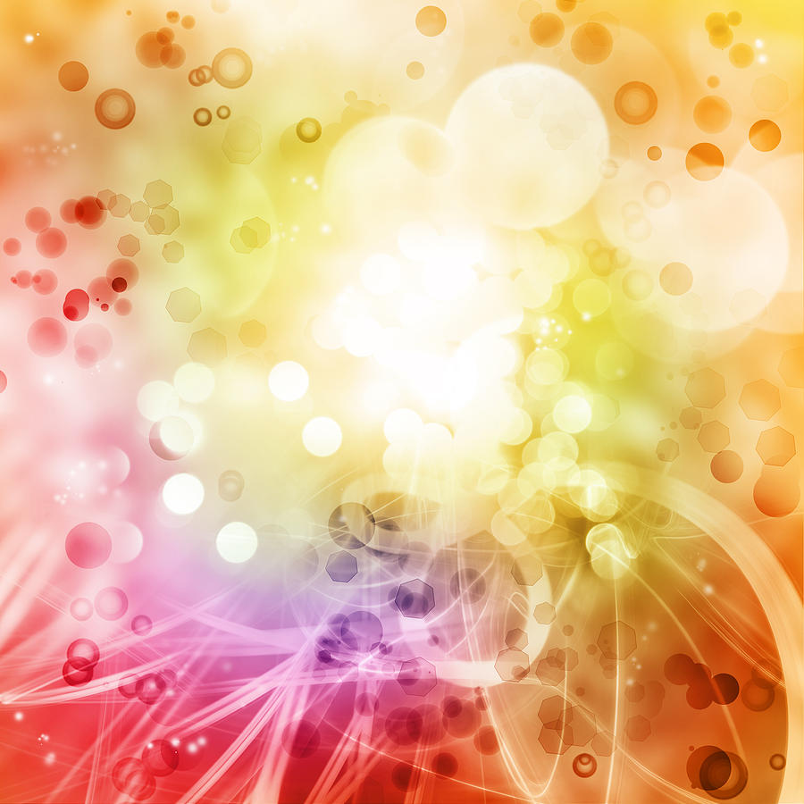 Abstract Background Photograph