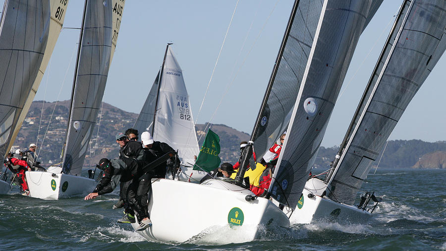 Bay Regatta Photograph