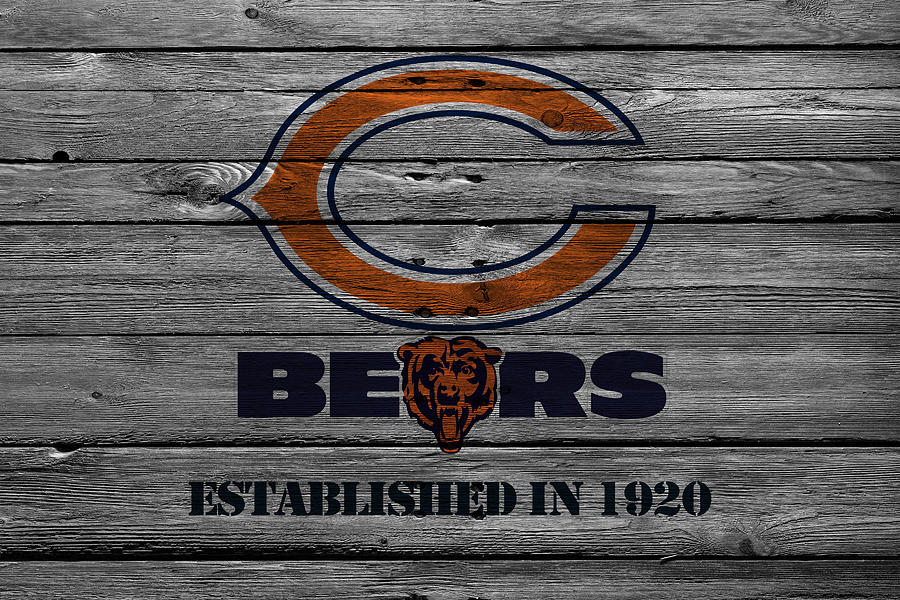 Chicago Bears Photograph