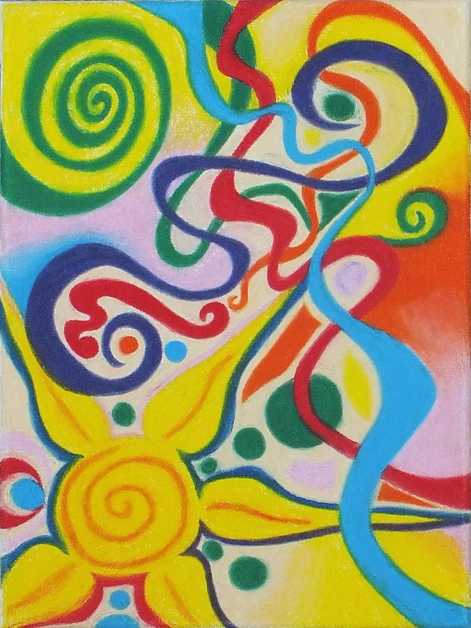 Pastel Chalk Pastel - 2artists by Sven Fischer
