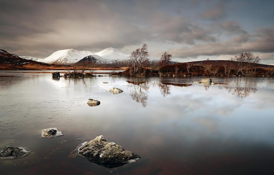 Lochan Na H-achlaise Photograph