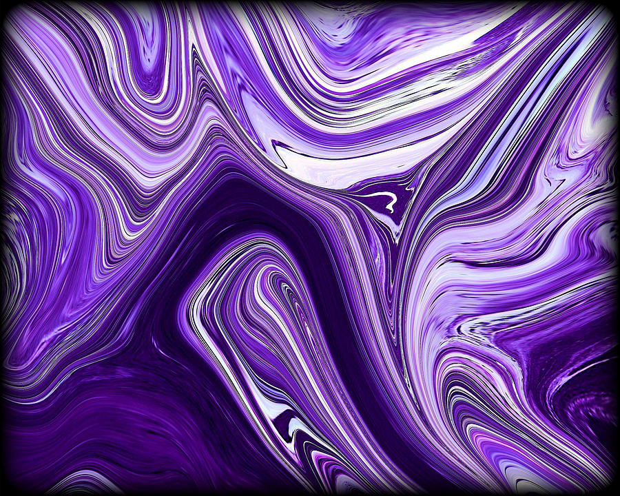 Abstract 39 Digital Art  - Abstract 39 Fine Art Print