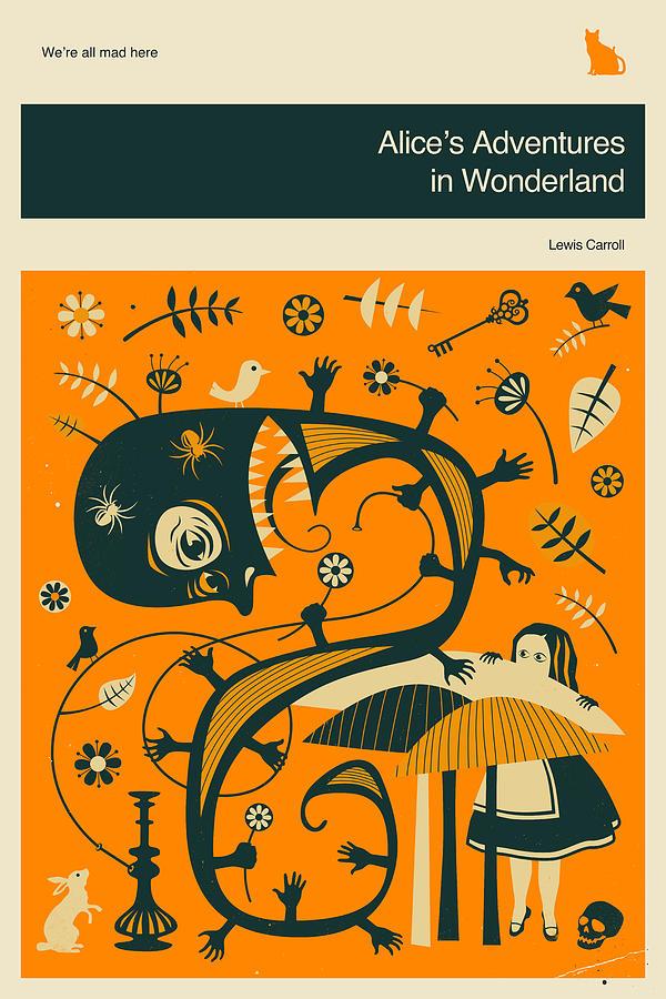 Alice In Wonderland Digital Art