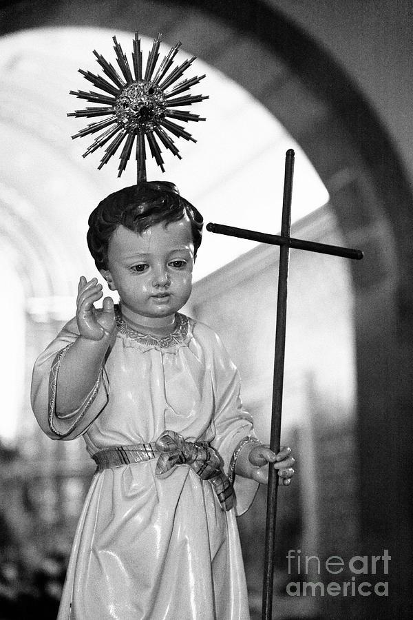 Baby Jesus Photograph