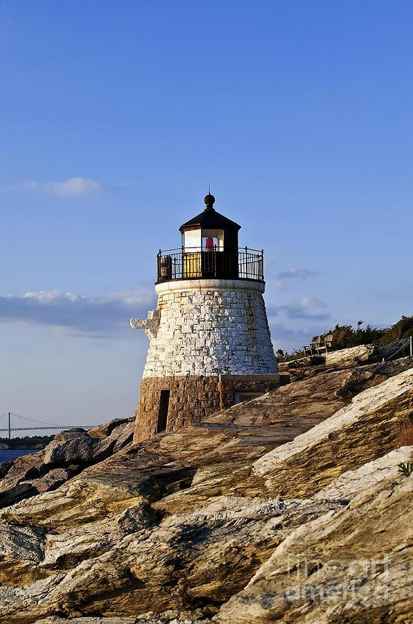 Castle Hill Lighthouse Photograph
