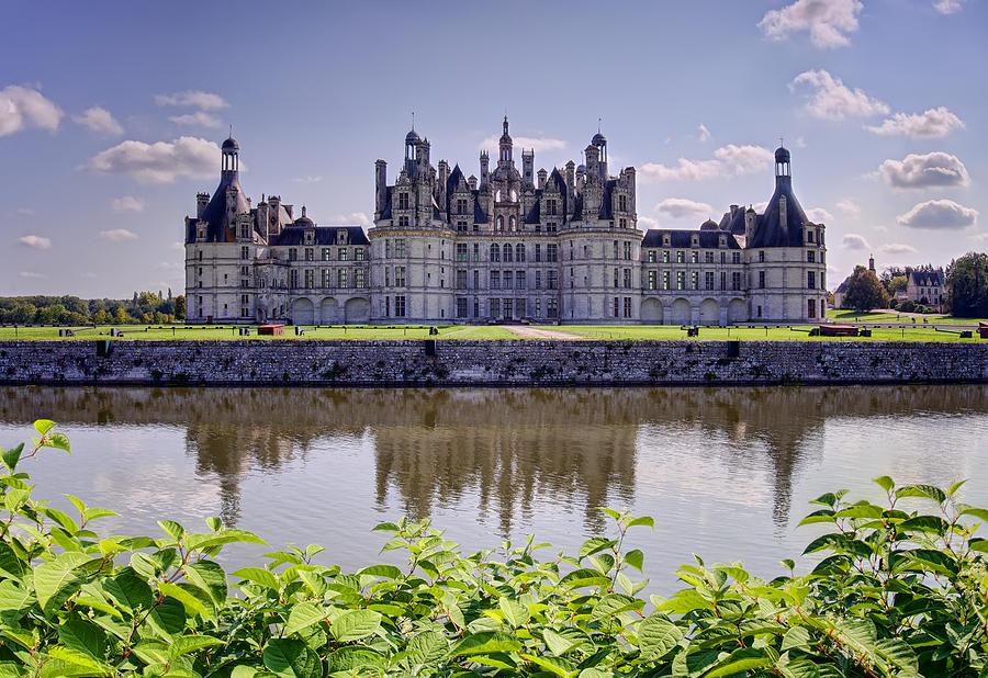 Chambord Castle Photograph