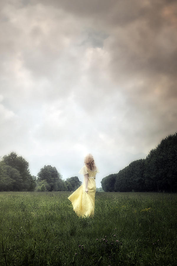 Woman Photograph - Dancing by Joana Kruse