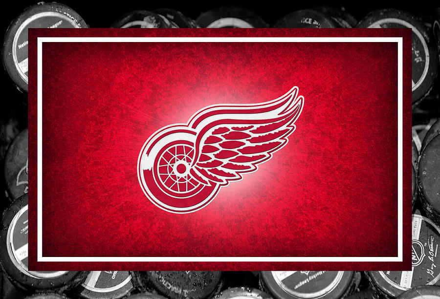 Detroit Red Wings Photograph  - Detroit Red Wings Fine Art Print