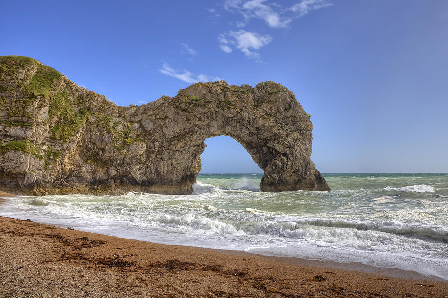 Durdle Door Photograph - Durdle Door by Joana Kruse