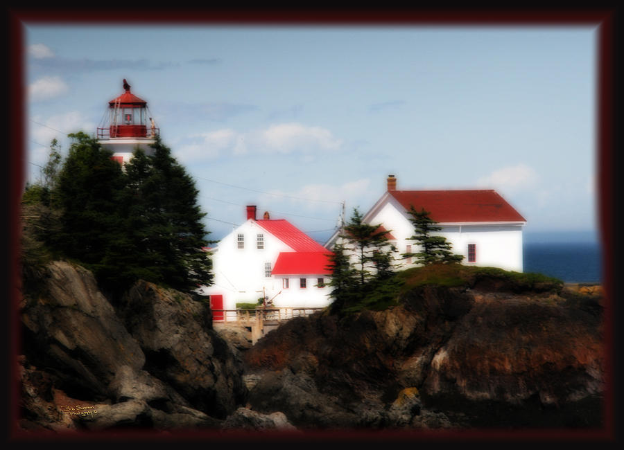 East Quoddy Lighthouse Photograph  - East Quoddy Lighthouse Fine Art Print