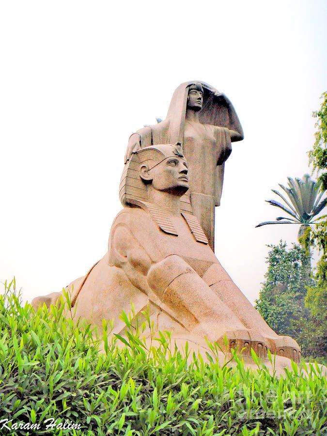 Photograph - Egypts Renaissance by Karam Halim