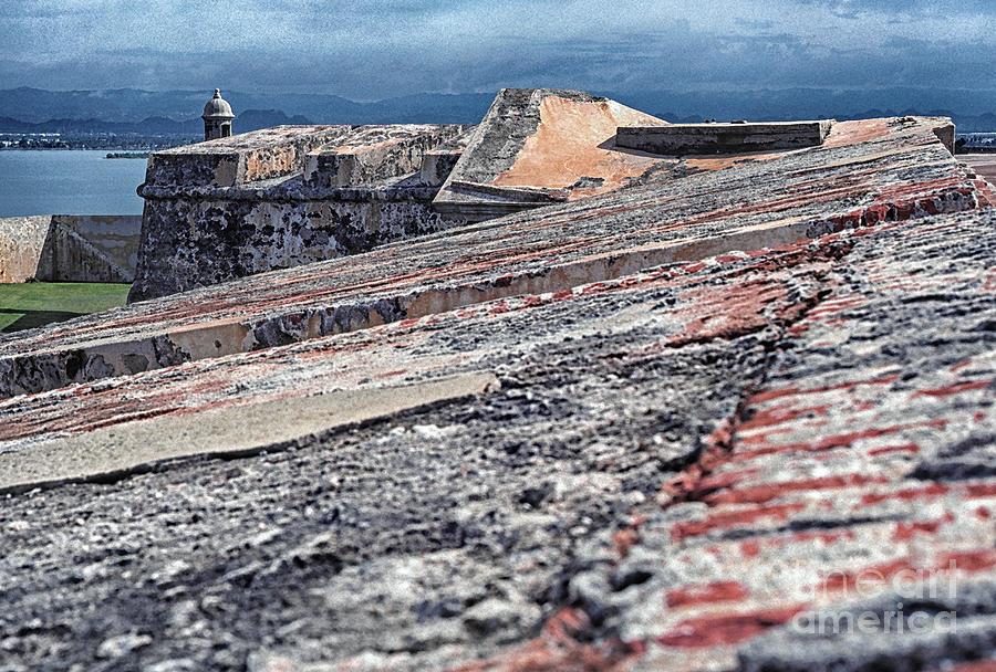 El Morro Fortress Old San Juan Photograph