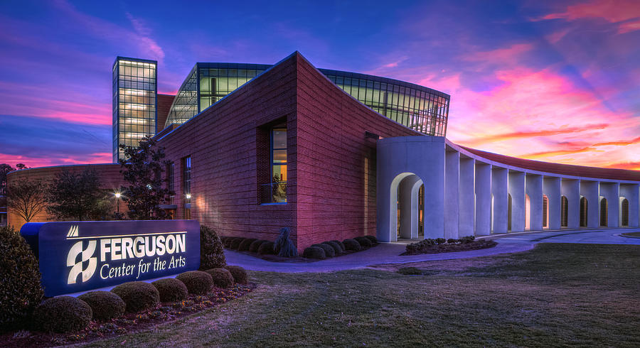 Ferguson Center For The Arts by Jerry Gammon
