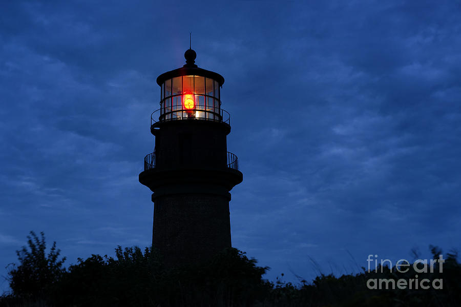 Gay Head Lighthouse Photograph  - Gay Head Lighthouse Fine Art Print