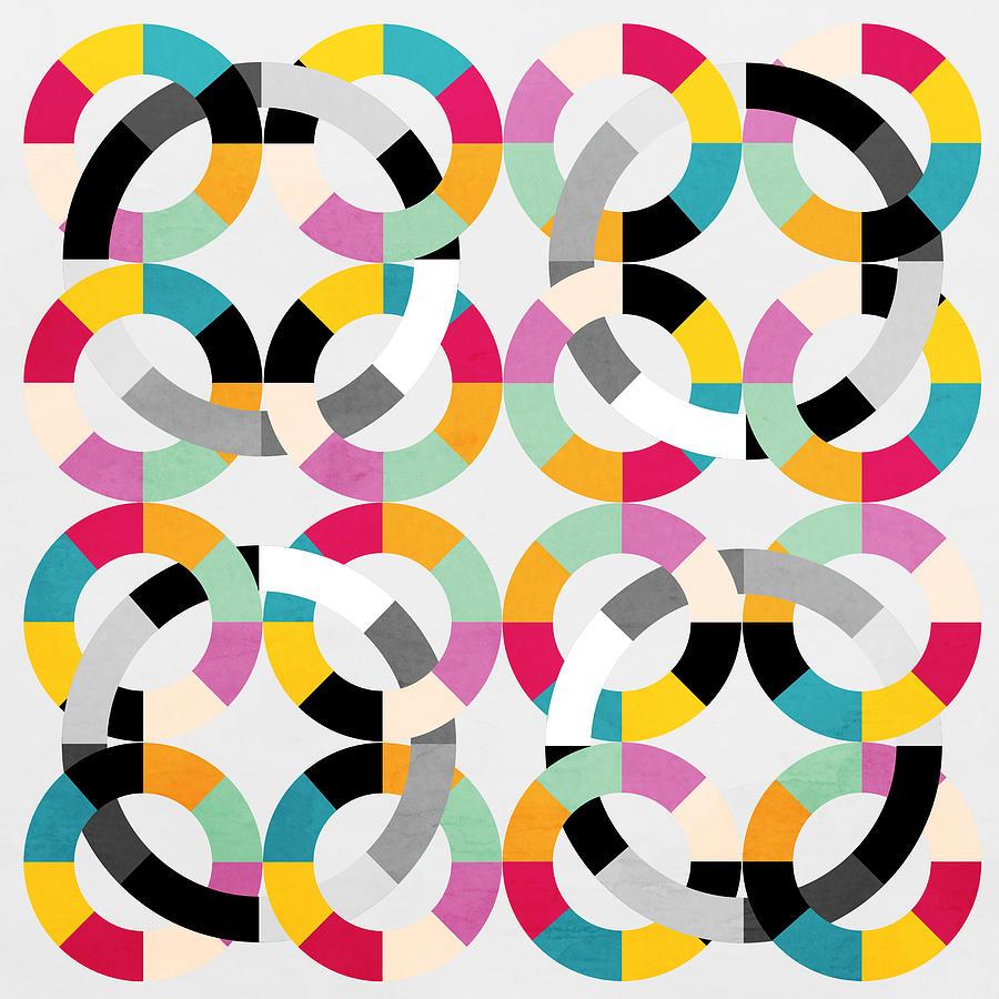 Geometric  Digital Art