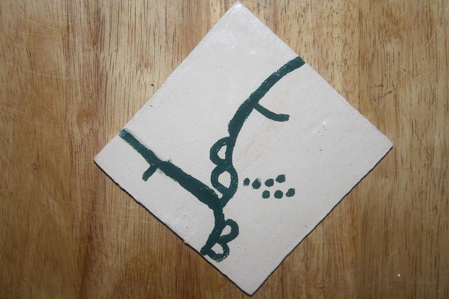 Grace - Tile Ceramic Art