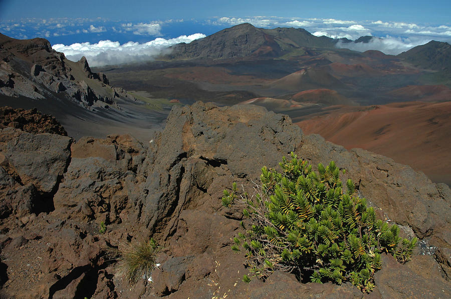 Haleakala Afternoon Photograph