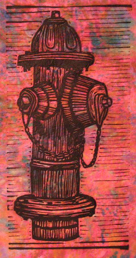 Hydrant Drawing