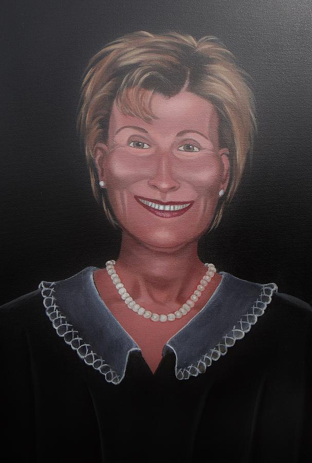 Judge Judy Painting