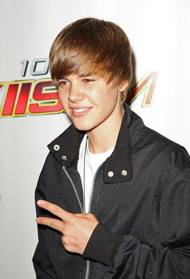 Justin Bieber Photograph
