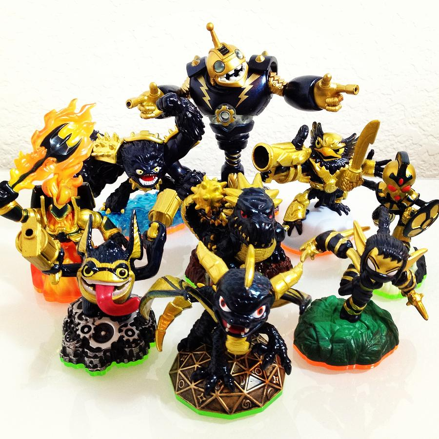 Legendary Skylanders Photograph
