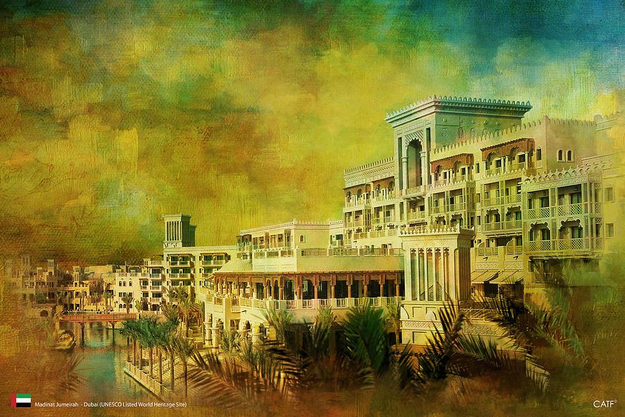 Madinat Jumeirah Painting