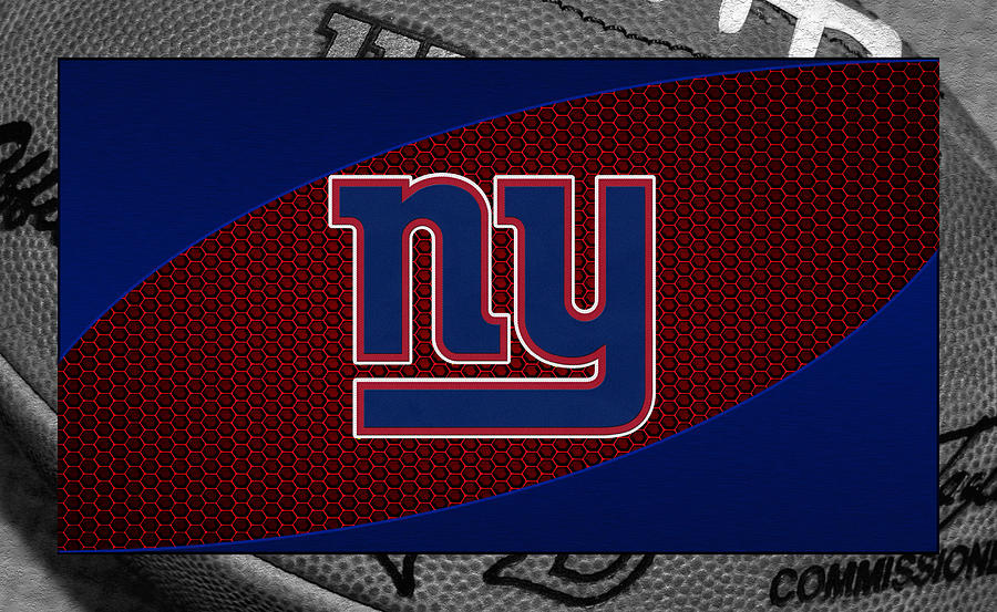 New York Giants Photograph