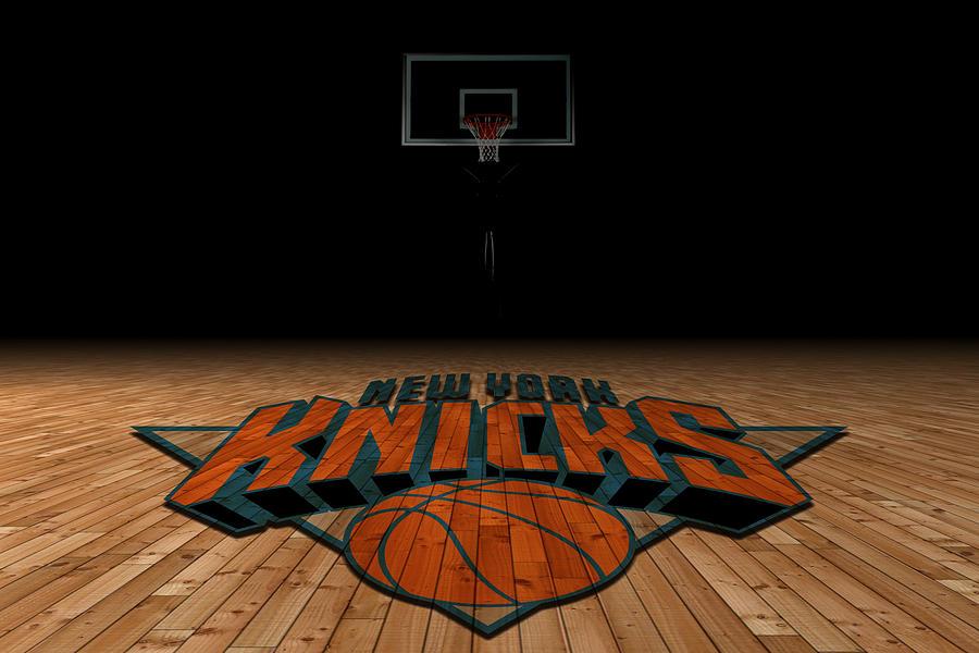 Knicks Photograph - New York Knicks by Joe Hamilton