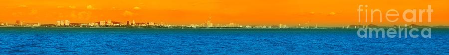 Pattaya Scenic Photograph