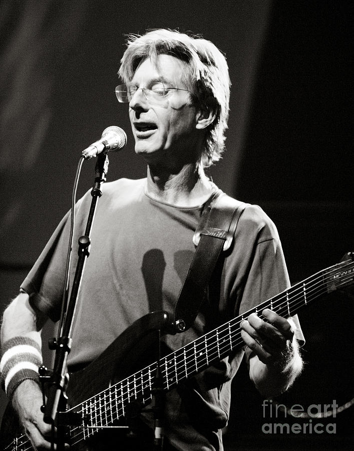 Phil Lesh Photograph  - Phil Lesh Fine Art Print