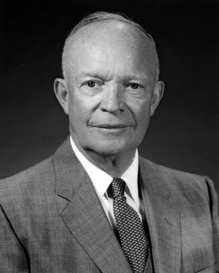 President Dwight Eisenhower  Photograph