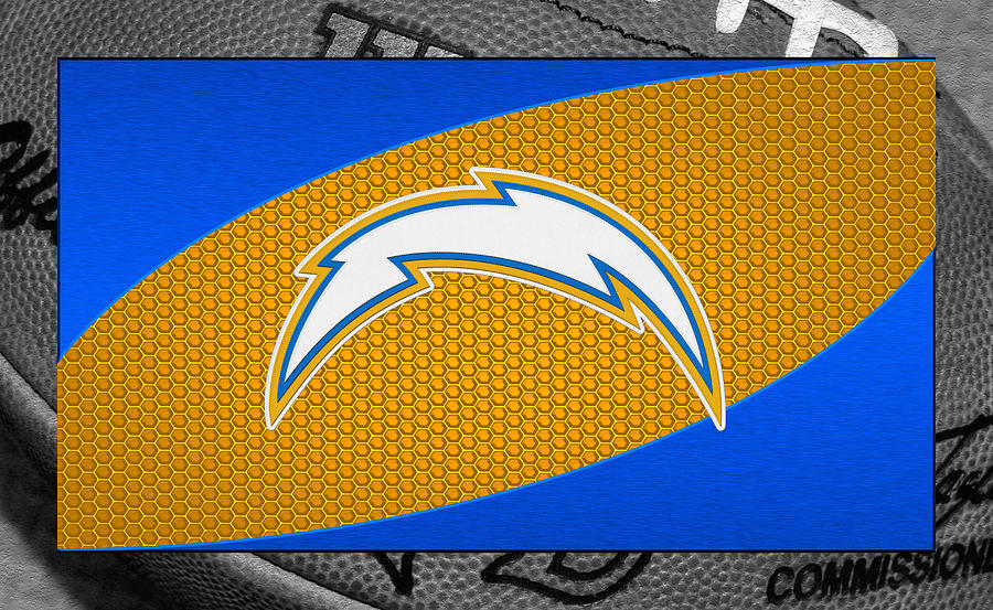 Chargers Photograph - San Diego Chargers by Joe Hamilton