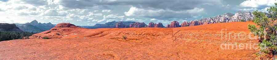 Sedona Arizona Photograph - Sedona Arizona - Submarine Rock by Gregory Dyer