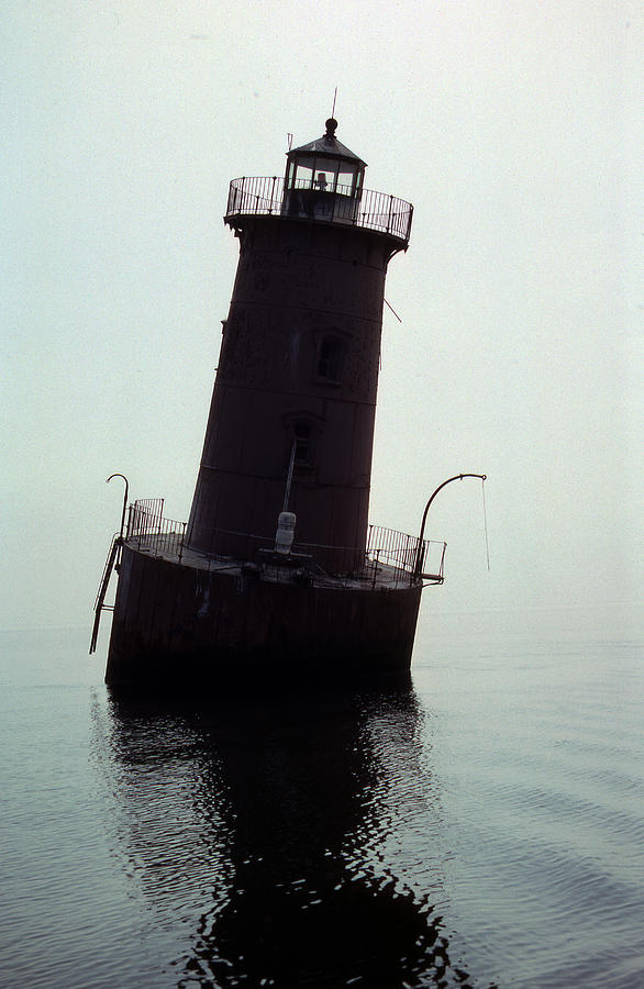 Sharps Island Lighthouse Photograph